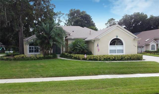 319 Old Dunn Court, Lake Mary, FL 32746 (MLS #O5981022) :: Your Florida House Team