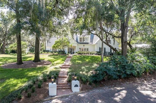 110 Chelton Circle, Winter Park, FL 32789 (MLS #O5981110) :: Heckler Realty
