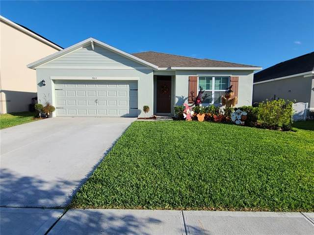 9013 Pinales Way, Kissimmee, FL 34747 (MLS #O5981119) :: The Truluck TEAM