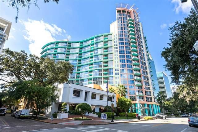 322 E Central Boulevard #1103, Orlando, FL 32801 (MLS #O5981318) :: Heckler Realty
