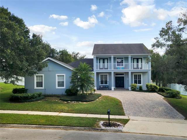 722 Parkside Pointe Boulevard, Apopka, FL 32712 (MLS #O5981353) :: Pristine Properties