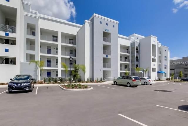 4741 Clock Tower Drive #105, Kissimmee, FL 34746 (MLS #O5981404) :: Burwell Real Estate