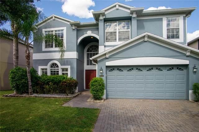 505 Cortona Drive, Orlando, FL 32828 (MLS #O5981621) :: The Kardosh Team