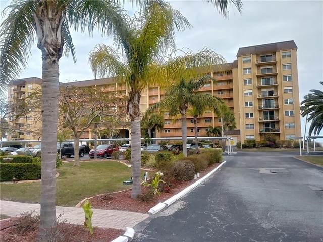 9 Haig Place #410, Dunedin, FL 34698 (MLS #O5981679) :: RE/MAX Marketing Specialists