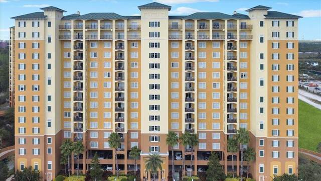8101 Resort Village Drive #31208, Orlando, FL 32821 (MLS #O5981703) :: Global Properties Realty & Investments