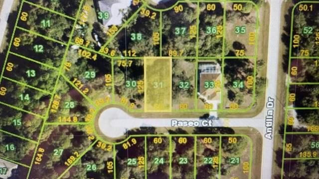 106 Paseo Court, Rotonda West, FL 33947 (MLS #O5982209) :: Century 21 Professional Group