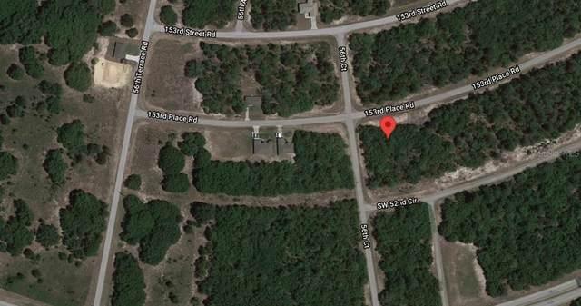 0 SW 153RD Place, Ocala, FL 34473 (MLS #O5982423) :: Prestige Home Realty
