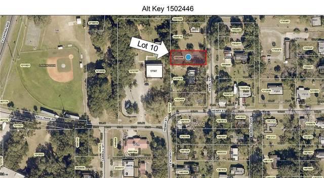Lot 10 Pearl Street, Umatilla, FL 32784 (MLS #O5982519) :: The Deal Estate Team | Bright Realty