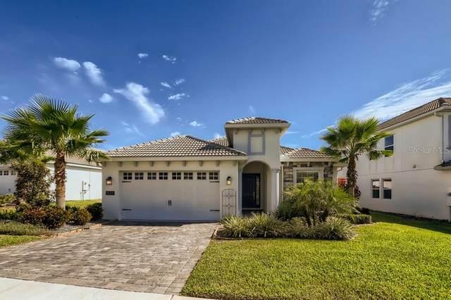 1439 Bunker Drive, Champions Gate, FL 33896 (MLS #O5982657) :: Orlando Homes Finder Team