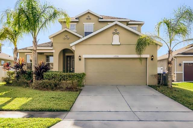 1735 Boat Launch Road, Kissimmee, FL 34746 (MLS #O5982671) :: Orlando Homes Finder Team