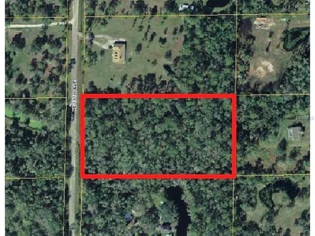 NE 18th Ave, Okeechobee, FL 34972 (MLS #OK0213158) :: Mark and Joni Coulter | Better Homes and Gardens