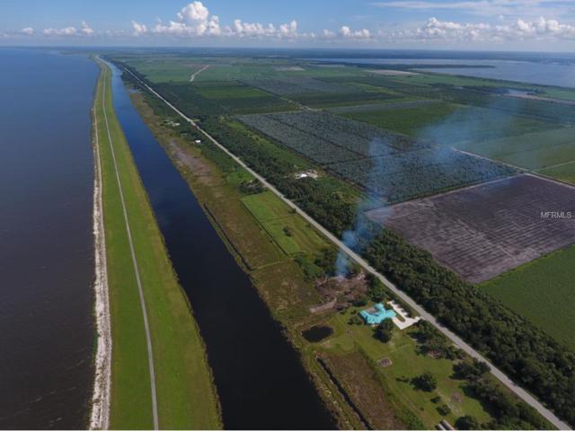 16750 SW Conners Highway Lot 32, Okeechobee, FL 34974 (MLS #OK0213306) :: The Duncan Duo Team