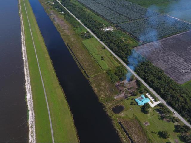 16750 SW Conners Highway Lot 33, Okeechobee, FL 34974 (MLS #OK0213307) :: The Duncan Duo Team