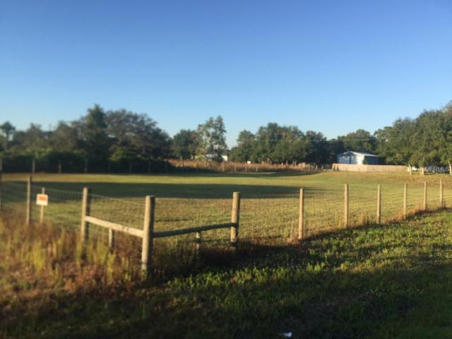 0 NW 106Th St & 4Th Avenue, Okeechobee, FL 34972 (MLS #OK0213525) :: The Duncan Duo Team