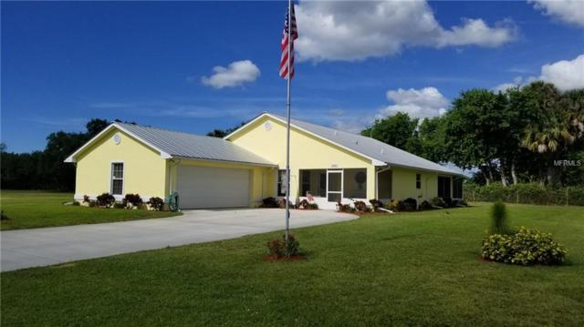 2465 SW 33RD Circle, Okeechobee, FL 34974 (MLS #OK218060) :: Team Pepka
