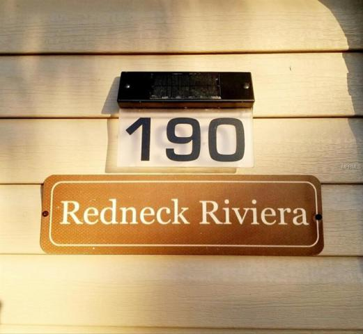 3616 SW 7th Path 505 NE PARK STREET #190, Okeechobee, FL 34974 (MLS #OK218169) :: The Duncan Duo Team