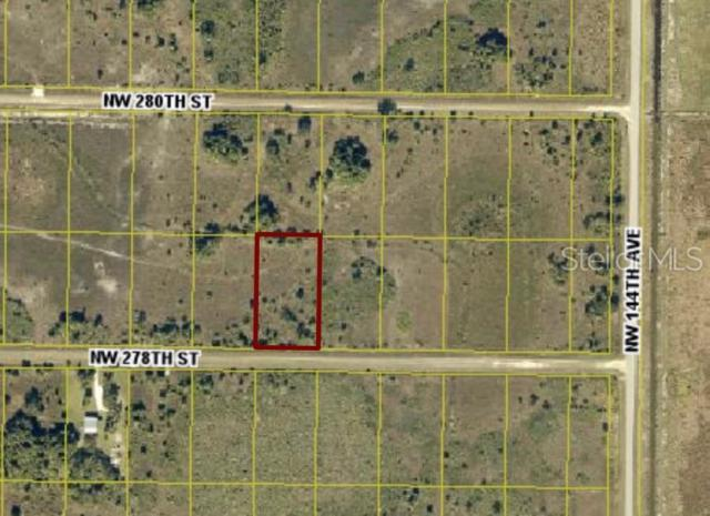 14667 NW 278TH Street, Okeechobee, FL 34972 (MLS #OK218245) :: Mark and Joni Coulter | Better Homes and Gardens