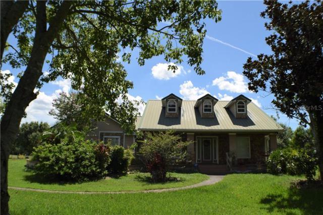 2741 NE 54TH Trail, Okeechobee, FL 34972 (MLS #OK218286) :: Griffin Group
