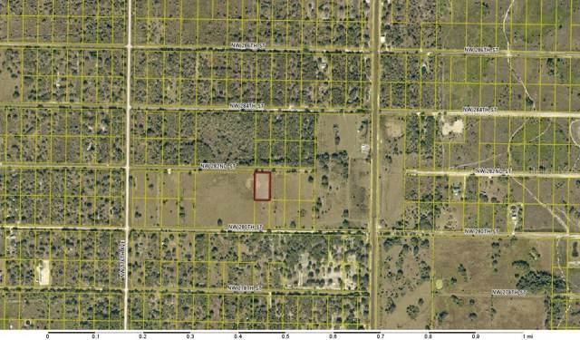 17180 NW 282ND Street, Okeechobee, FL 34972 (MLS #OK218347) :: Homepride Realty Services