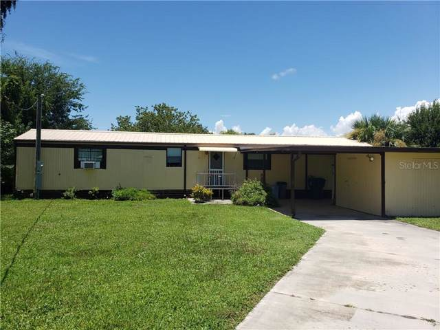 1168 20TH Street, Okeechobee, FL 34974 (MLS #OK218373) :: Cartwright Realty