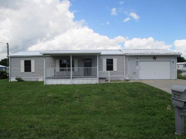 2237 SE 32ND Street, Okeechobee, FL 34974 (MLS #OK218391) :: Burwell Real Estate
