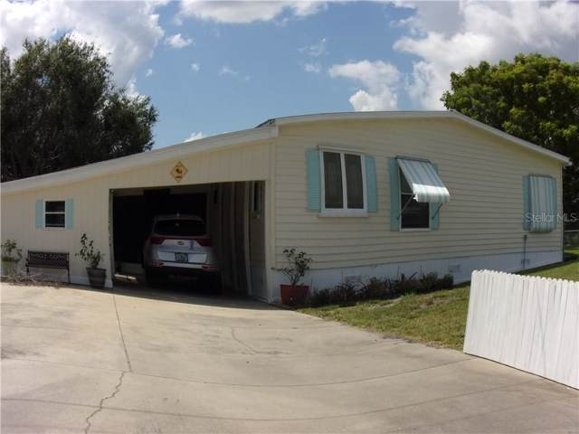 2450 SE 25TH Drive, Okeechobee, FL 34974 (MLS #OK218523) :: Burwell Real Estate