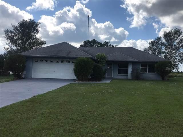 13096 SW 144TH Parkway, Okeechobee, FL 34974 (MLS #OK218701) :: GO Realty
