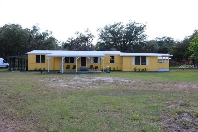 145 NW 352ND Court, Okeechobee, FL 34972 (MLS #OK218729) :: Griffin Group