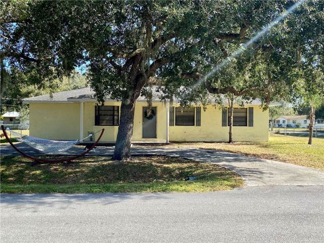 1309 SW 10TH Drive, Okeechobee, FL 34974 (MLS #OK218751) :: Premium Properties Real Estate Services