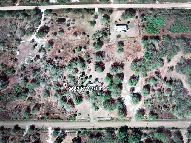 19683 NW 270TH Street, Okeechobee, FL 34972 (MLS #OK218836) :: Homepride Realty Services