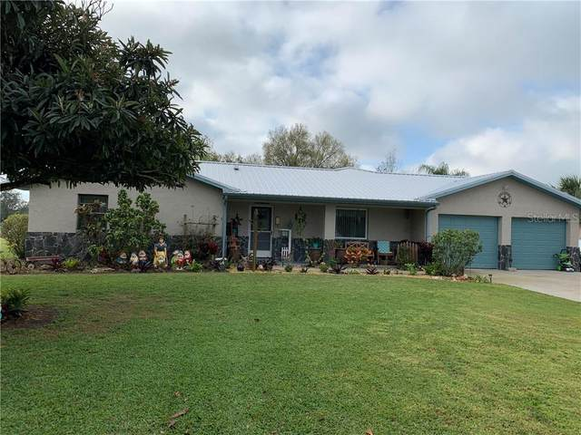 400 NE 138TH Street, Okeechobee, FL 34972 (MLS #OK218937) :: The Light Team