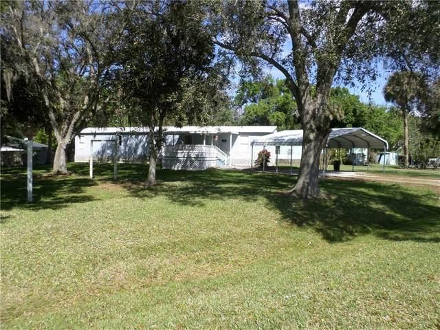 4401 SE 27TH Street, Okeechobee, FL 34974 (MLS #OK218991) :: Homepride Realty Services