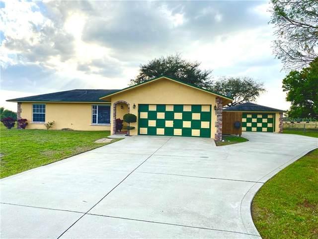 1451 SW 86TH Avenue, Okeechobee, FL 34974 (MLS #OK218992) :: Homepride Realty Services