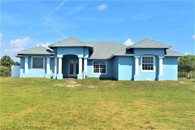 19475 NW 254TH Street, Okeechobee, FL 34972 (MLS #OK219035) :: Bustamante Real Estate