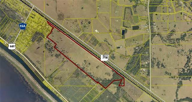 Se 57Th Drive, Okeechobee, FL 34974 (MLS #OK219099) :: The Duncan Duo Team