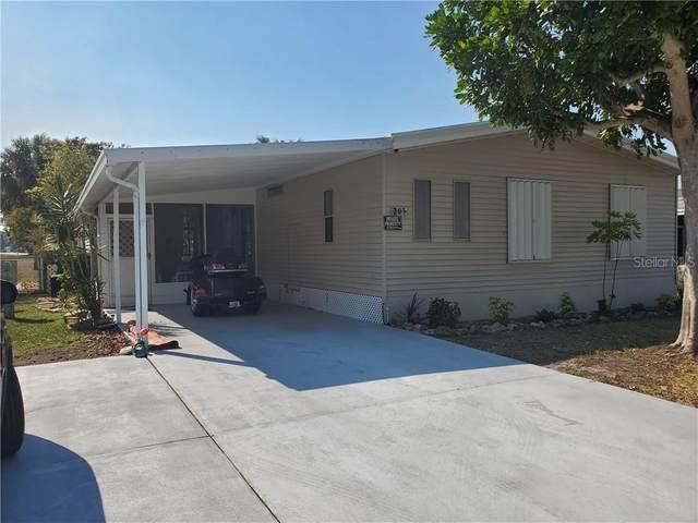 203 NE 8TH Avenue, Okeechobee, FL 34972 (MLS #OK219100) :: Bustamante Real Estate