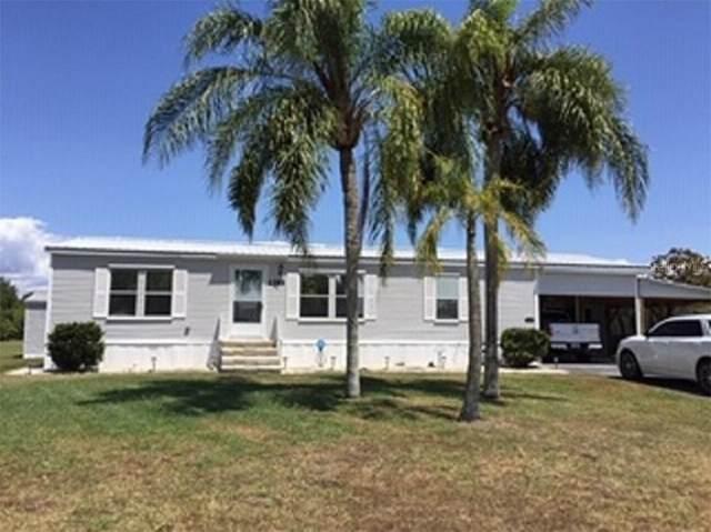 1395 Jordan Loop, Okeechobee, FL 34974 (MLS #OK219108) :: Team Bohannon Keller Williams, Tampa Properties