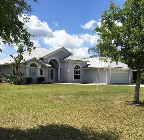 12245 NE 56TH Avenue, Okeechobee, FL 34972 (MLS #OK219191) :: Rabell Realty Group