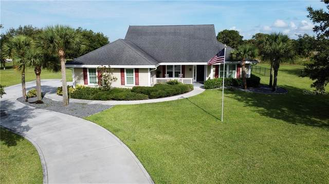 2453 NE 60TH Court, Okeechobee, FL 34972 (MLS #OK219197) :: The Brenda Wade Team