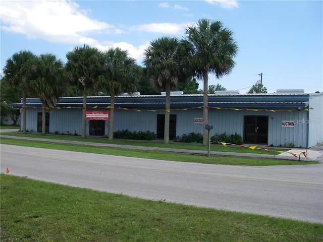 911 SW Park Street SW, Okeechobee, FL 34974 (MLS #OK219296) :: Griffin Group