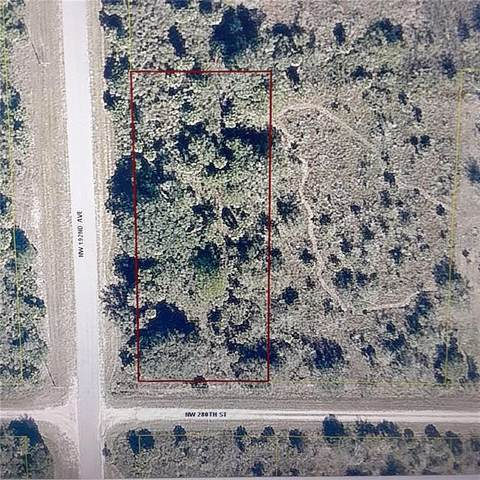 19191 NW 280TH Street, Okeechobee, FL 34972 (MLS #OK219316) :: Armel Real Estate