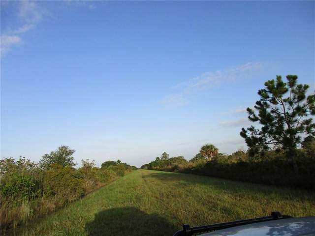16313 & 16261 NW 272ND Street, Okeechobee, FL 34972 (MLS #OK219317) :: Armel Real Estate