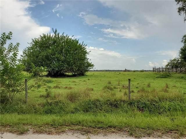 16451 NW 190TH Road, Okeechobee, FL 34972 (MLS #OK219321) :: KELLER WILLIAMS ELITE PARTNERS IV REALTY