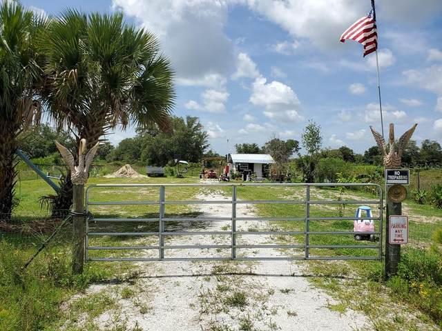 Address Not Published, Okeechobee, FL 34972 (MLS #OK219331) :: Gate Arty & the Group - Keller Williams Realty Smart