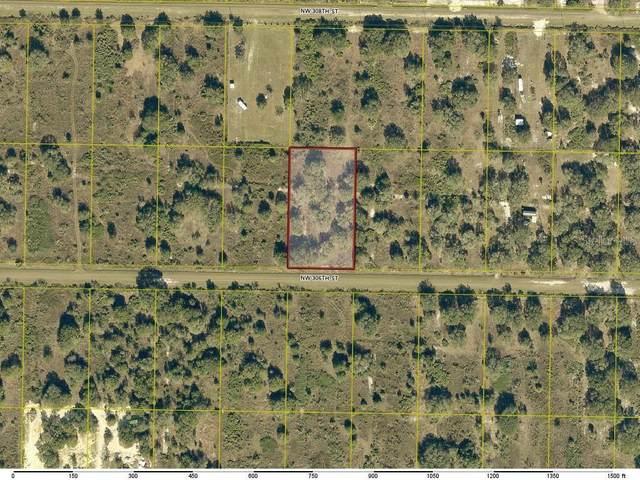 18769 NW 306TH Street, Okeechobee, FL 34972 (MLS #OK219332) :: Gate Arty & the Group - Keller Williams Realty Smart