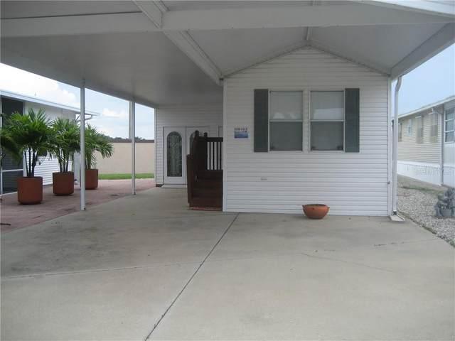6521 SE 51ST Street, Okeechobee, FL 34974 (MLS #OK219334) :: Gate Arty & the Group - Keller Williams Realty Smart