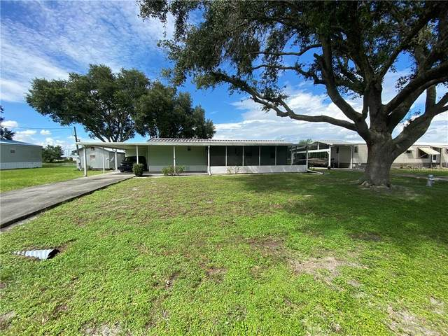 2225 SE 27TH Street, Okeechobee, FL 34974 (MLS #OK219503) :: Premium Properties Real Estate Services