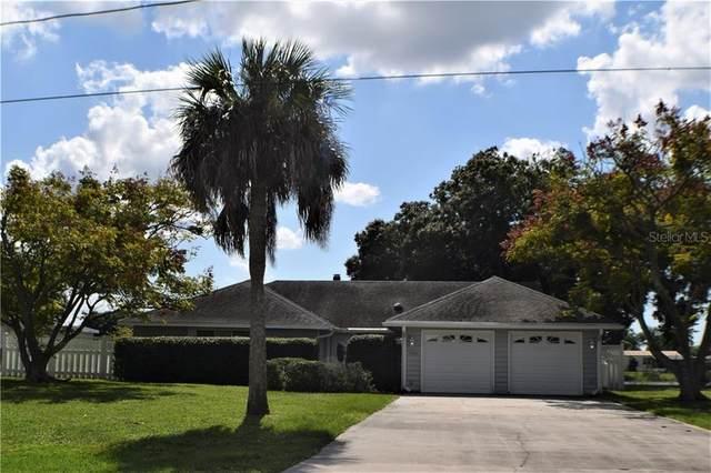 2386 SE 27TH Street, Okeechobee, FL 34974 (MLS #OK219573) :: Griffin Group
