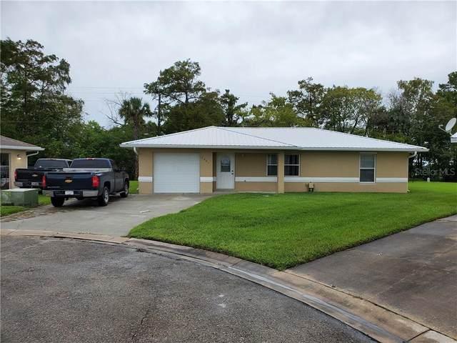 4881 SE 42ND Street, Okeechobee, FL 34974 (MLS #OK219579) :: Lockhart & Walseth Team, Realtors