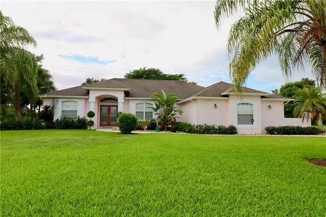 1180 SE 23RD Street, Okeechobee, FL 34974 (MLS #OK219588) :: GO Realty